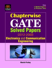 Which is the best book for preparation of GATE ECE branch?