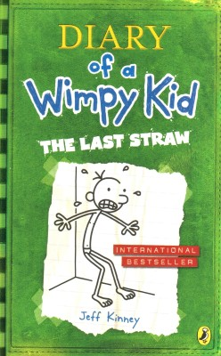 Buy Diary of a Wimpy Kid: The Last Straw 01 Edition: Book