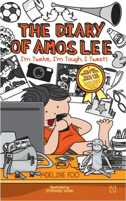 Buy The Diary of Amos Lee: I'm Twelve, I'm Tough, I Tweet!: Book