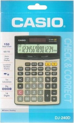 Buy Casio DJ -240D Basic: Calculator