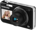Samsung PL120 Point & Shoot (Black)