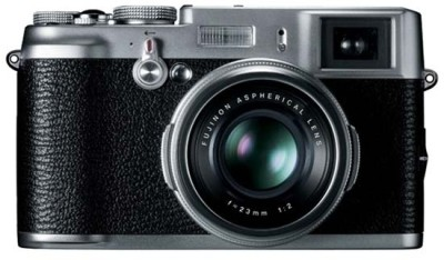 Buy Fujifilm FinePix X100 Mirrorless: Camera