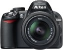 Nikon D3100 SLR with ( AF-S 18-55mm VR Kit Lens) (Black)
