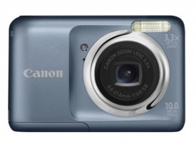 Canon Powershot A800 Point & Shoot (Grey)