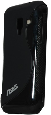 Buy nCase PFBC-8527BK Back Cover for Samsung Galaxy Ace Plus S7500 - Black: Cases Covers