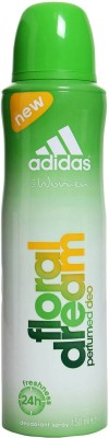 Buy Adidas Floral Dream Deo Spray  -  150 ml: Deodorant