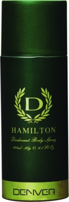 Buy Denver Hamilton Deo Spray  -  115 g: Deodorant