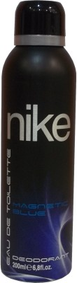 Buy Nike N150 Magnetic Blue Deo Spray  -  200 ml: Deodorant