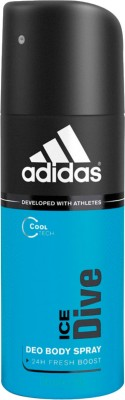 Buy Adidas Ice Dive Deo Spray  -  150 ml: Deodorant