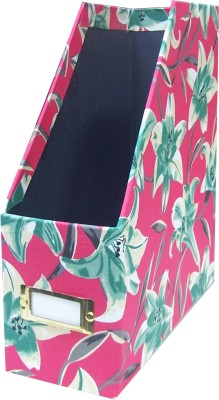 Buy Gifts of Love Poplin Fabric Magazine Stand: Desk Organizer