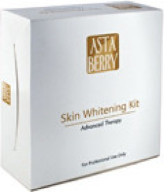 Astaberry Skin Whitening Kit (Set Of)