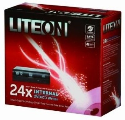 Buy LiteOn iHAS324 Internal Optical Drive: Internal Optical Drive