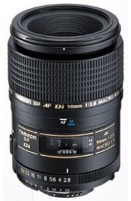 Buy Tamron SP AF 90mm F/2.8 Di 1:1 Macro (for Canon Digital SLR) Lens: Lens