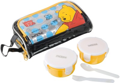 Buy Disney Nayasa Pooh Plastic Lunch Box: Lunch Box