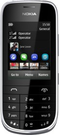 Nokia Asha 202 (Dark Grey)