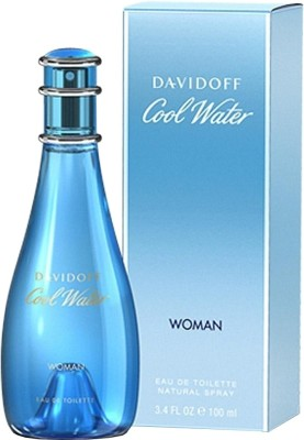 Buy Davidoff Cool Water EDT  -  100 ml: Perfume