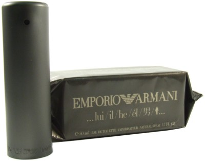 Buy Emporio Armani Il EDT - 50 ml: Perfume