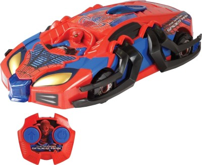 Buy Marvel Spider Attack Transforming IR Racer: Remote Control Toy