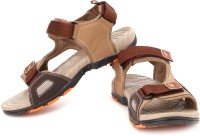 Camel Brown Sparx Sandals for Rs.825