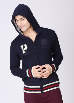 Pepe Solid Casual Men's Sweater