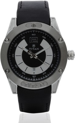 Buy Titan Purple Analog Watch  - For Men: Watch