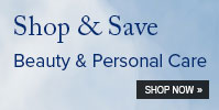 Buy Beauty & Personal Care products worth Rs 750 get 10% off, worth Rs 1250 get 15% off